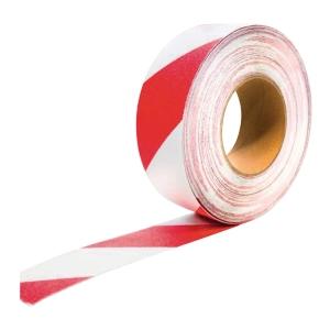 Bande antidérapante COBA GRIPFOOT auto adhésive 50 mm x 18,3 m rouge/blanc