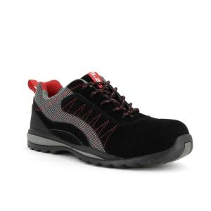 Paire de chaussures S24 mixte Zephir S1P noires P 44