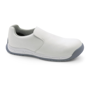 Mocassins de sécurité bas S24 Milk Evo S3 - blancs - pointure 46
