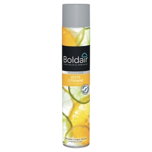 Aerosol boldair zeste citronne 500 ml