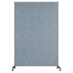 Cloison anti-bruits mobile Bi-Office 150 x 100 cm