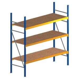 Rayonnage Provost Proprack+ - 3 niveaux - 210 x 200 x 60 cm - élément départ
