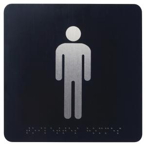 Picto braille toilettes homme 8055913