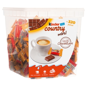 BOITE DE 320 MINI KINDER COUNTRY