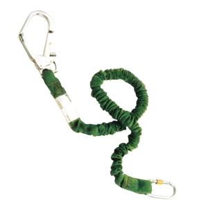 Longe Miller avec absorbeur d énergie Manyard 1,5 m verte
