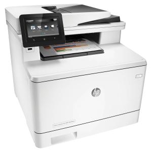 Imprimante multifonction laser couleur HP Laserjet Pro MFP M477fdn