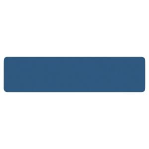 Sachet de 10 symboles de  marquage au sol adhésif  trait  bleu