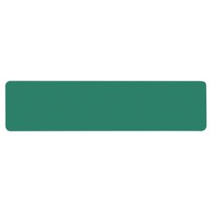 Symbole de marquage au sol Tarifold - format Ligne 50 x 200 mm - vert - par 10