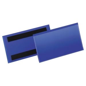 Pochette logistique magnétique durable 150 x 67 mm