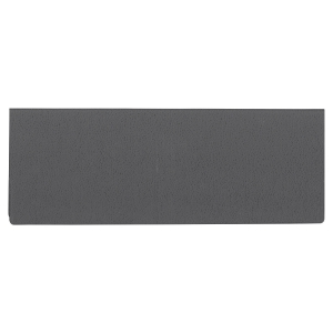 Semainier panoramique Lyreco 10 x 30 cm couverture pvc