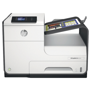Imprimante jet d encre couleur HP pagewide pro 452dw