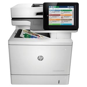 Imprimante multifonction laser couleur HP LaserJet Enterprise MFP M577dn