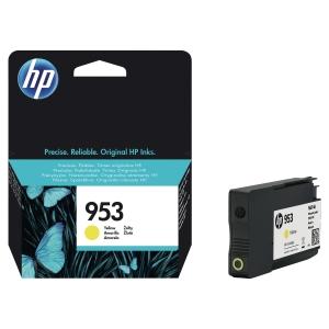 Cartouche d encre HP 953 - F6U14AE - jaune