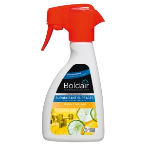 Spray boldair surodorant jardin d agrumes 250 ml
