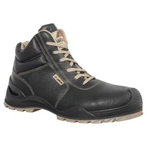 Paire de chaussures Aimont Fortis montantes S3 P 43 noires