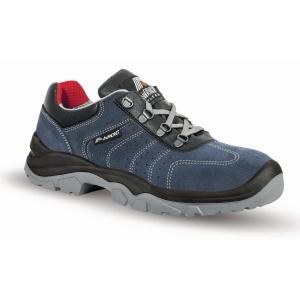 Chaussures de sécurité basses Aimont Arco S1P - bleues - pointure 44
