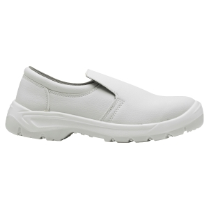 Paire de chaussures mixtes Sugar S2 industrie alimentaire P 37 blanches
