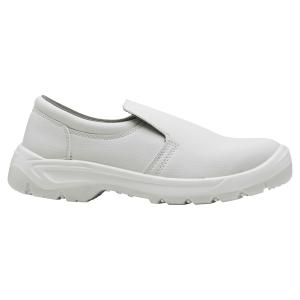 Paire de chaussures mixtes Sugar S2 industrie alimentaire P 41 blanches