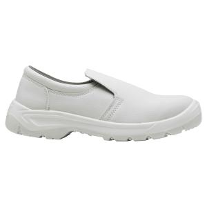 Paire de chaussures mixtes Sugar S2 industrie alimentaire P 42 blanches