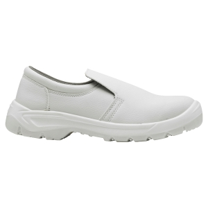 PAIRE DE CHAUSSURES SUGAR S2 INDUSTRIE ALIMENTAIRE POINTURE 44 BLANCHES