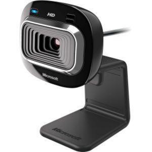 Webcam Microsoft LifeCam HD-3000 - T3H-00013 - Usb - noire