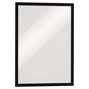 Cadre d affichage Durable Duraframe - A3 - magnétique - noir - paquet de 5