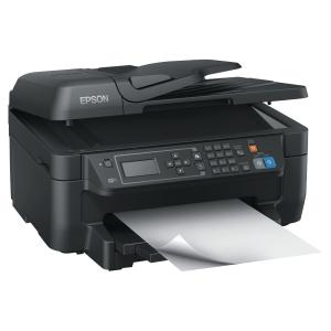 Imprimante multifonction jet d encre couleur Epson WorkForce WF-2750DWF
