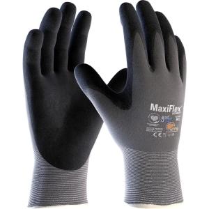 Paire de gants ATG Maxiflex Ultimate 42-874 gris taille 8