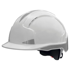 CASQUE REFLECTIF EVOLITE CR2 BLANC