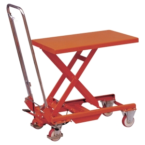 TABLE STOCKMAN BS25 830X500 MM AVEC UNE CAPACITE DE 250 KG