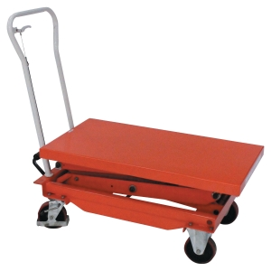 TABLE STOCKMAN BS100 1200X800 MM AVEC UNE CAPACITE DE 1 TONNE
