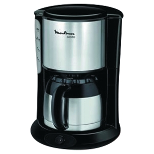 Cafetière isotherme Moulinex Subito - FT360811 - inox