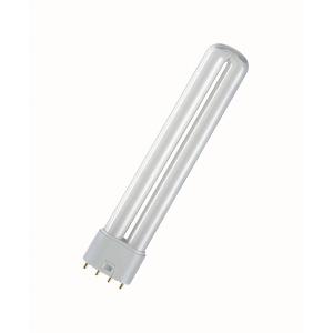 Ampoule fluocompacte tubulaire Osram Dulux - 55 W - culot 2G11