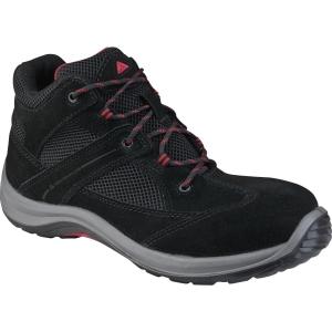 Chaussures de sécurité montantes Deltaplus Virage S1P - noires - pointure 48