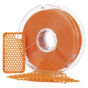 FILAMENT POLYFLEX 750GR ORANGE