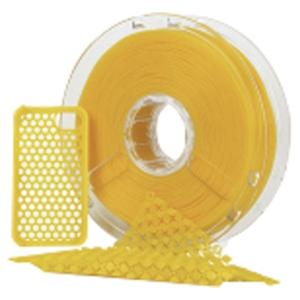 Filamentpolyflex 750gr jaune PLA flexible Dagoma
