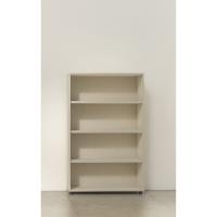 Estanteria de 1 estante con medidas 70x45x90cm haya natural