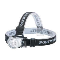 LINTERNA FRONTAL PORTWEST PA50 DE 8 LED