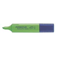 Marcador fluorescente STAEDTLER Textsufer 1/5mm verde