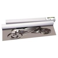 Rollo de papel recubierto HP 24 ancho 610 mm, 45,7m. 90g/m2,