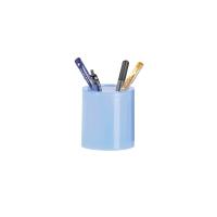 Cubilete PP alto impacto azul translúcido ARCHIVO 2000 Dimensiones: 78x90mm