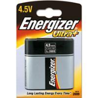 Pack de 1 pila alcalina ENERGIZER de 4,5V equivalencia 1203/3LR12