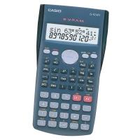 Calculadora científica CASIO FX-82MS de 10 dígitos
