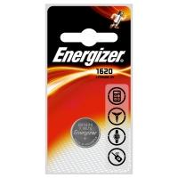 Pila de botón ENERGIZER CR1620 de litio voltaje de 3