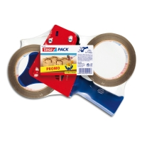 Precintadora manual TESA para cintas de embalaje de hasta 66 m x 50 mm