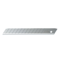 Recambio de 10 cuchillas de 9 mm OLFA ASB-10 para cutter OLFA A3