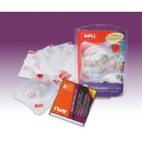 Kit centrador etiquetado de CD + Software APLI