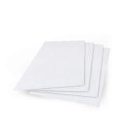 Caja 250 bolsas blancas LYRECO de 184 x 261 mm