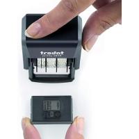 Fechador de 4 bandas TRODAT Printy Dater 4810