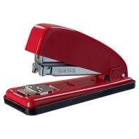 Grapadora de sobremesa PETRUS 226 30 hojas color rojo